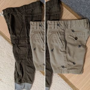 ⭐Boys 3T⭐ Joggers + Shorts ⭐ Like New!